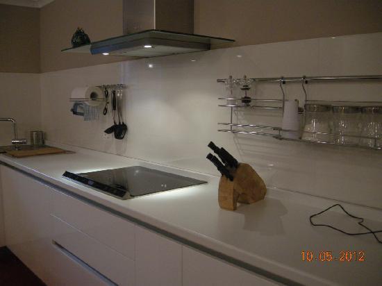 Casa Viola: cucina