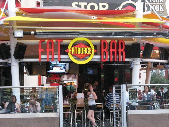 Fatburger - Las Vegas - Picture of Fatburger, Las Vegas - TripAdvisor