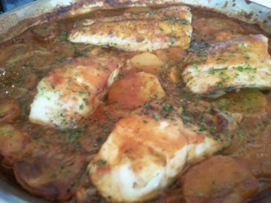Bitakora: Caldereta de pescado