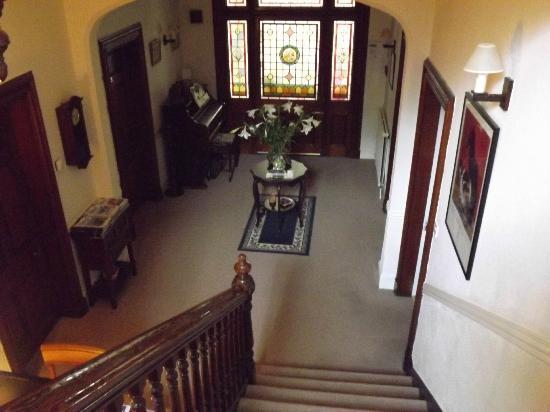 Kiltearn House: Kiltearn Entrance Hallway