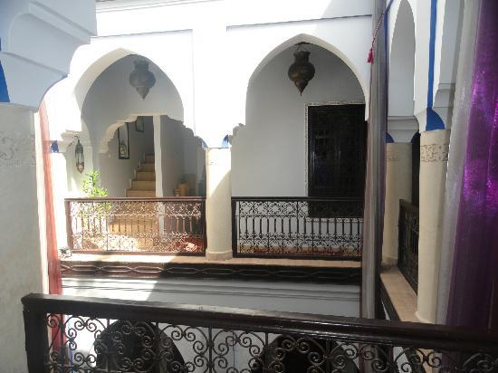 Riad Tamarrakecht : 1 er étage