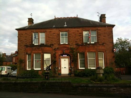Hazeldean House 4 Moffat Road, Dumfries