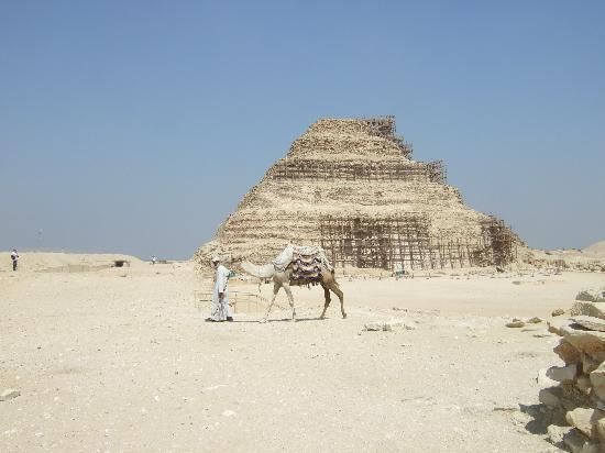 Saqqara (Sakkara) Pyramids: Que siga manteniéndose en pié!!!