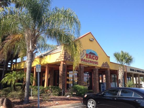 Taco Palenque Winter Garden Menu Prices Restaurant