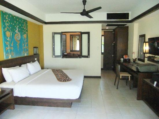 Nang Thong Bay Resort: Beachfront Bungalow