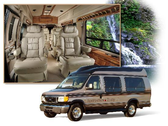 Kahului, Havaí: Limo-Van Luxury for every Guest, on every tour.