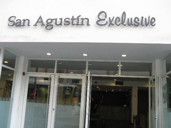 San Agustin Exclusive: Hoteleingang