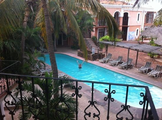 Hotel Santa Fe : Pool