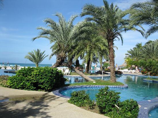 Hotel Coche Paradise: Una de las 2 piscinas