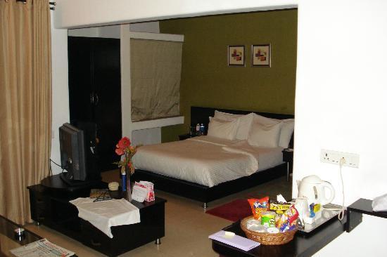 Royal Orchid Golden Suites: Room