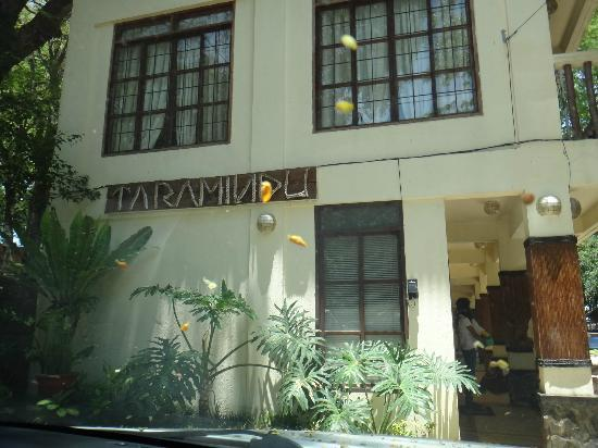Taramindu Beach Garden Inn: Resort Building