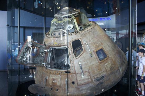 us space and rocket center apollo 11 - photo #35