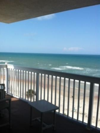 Daytona Beach Resort and Conference Center: View from Balcony