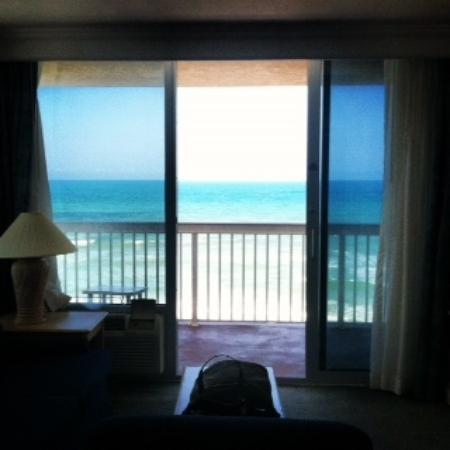 Daytona Beach Resort and Conference Center: King Jr Suite balcony