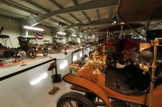 The Seal Cove Auto Museum: More Autos