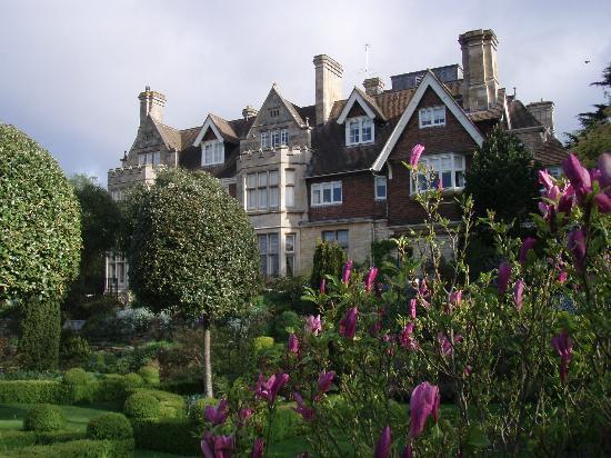 Early Spring at Hambleton Hall