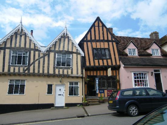 Lavenham: Still using as is...
