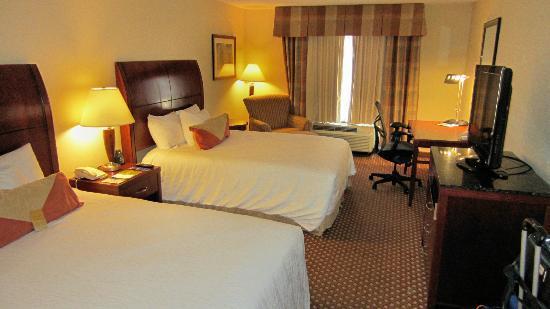 Hilton Garden Inn El Paso/University: Double Queen Room