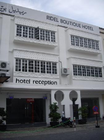 Ridel Boutique Hotel