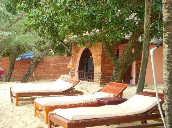 Nhat Lan: bungalow
