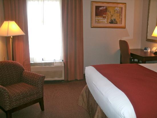 Holiday Inn Express Atlanta W (I-20) Douglasville: Room seating