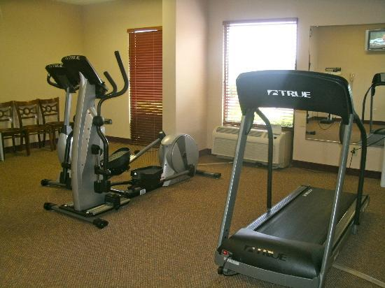 Holiday Inn Express Atlanta W (I-20) Douglasville: Exercise room