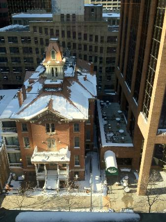 The Brown Palace Hotel and Spa, Autograph Collection: View from suite