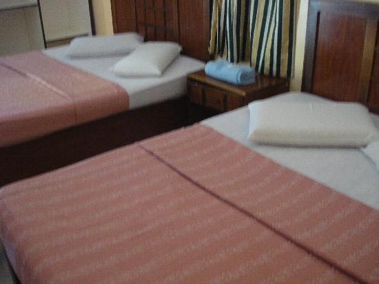 AB Motel: The double room