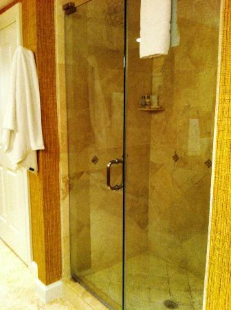 Ponte Vedra Inn & Club: Shower