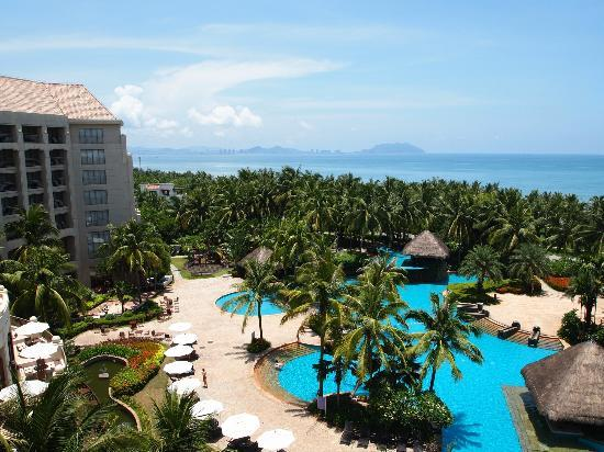 Holiday Inn Resort Sanya Bay: view from room