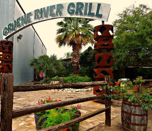 New Braunfels, Техас: Gruene River Grill