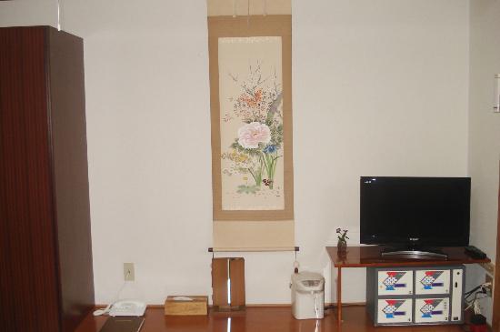 Kazuraya : 部屋の様子