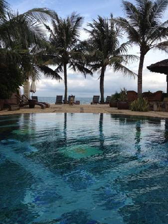 Mia Resort Mui Ne: poolarea