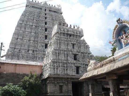 Thiruvannamalai, India: Arunachaleshwara Temple