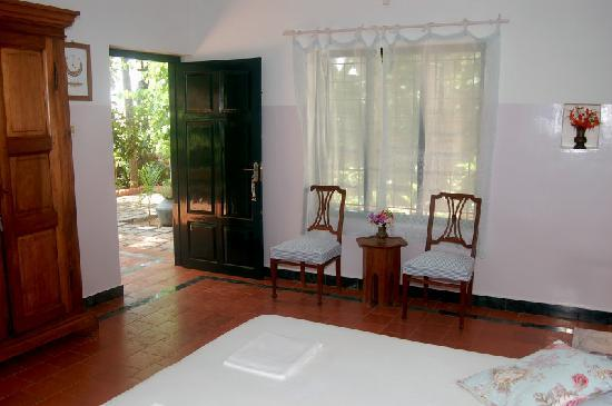 Room One, Villa Jacaranda