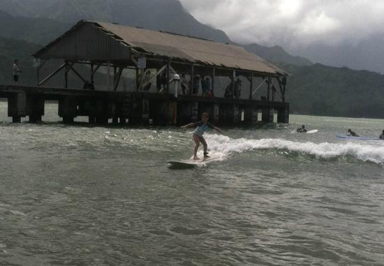 Kauai Outrigger Adventures/Free Hanalei Surf Lessons