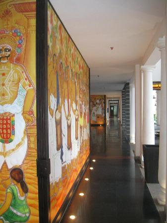 Vasundhara Sarovar Premiere: lobby