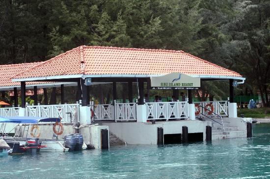 sir jetty picture of sibu island resort mersing tripadvisor rh tripadvisor com