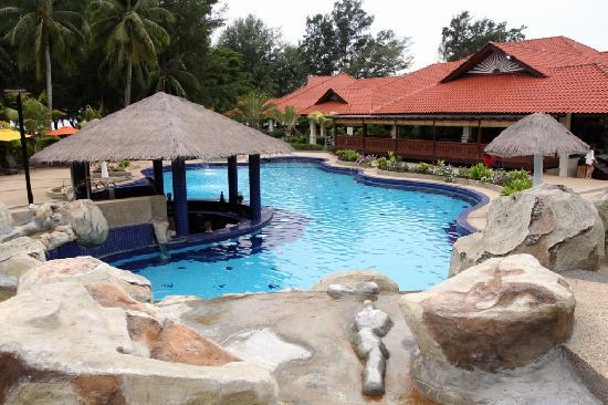 Sibu Island Resort: Swimming Pool