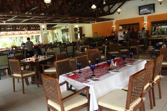 Sibu Island Resort: Lumba-Lumba Coffee House