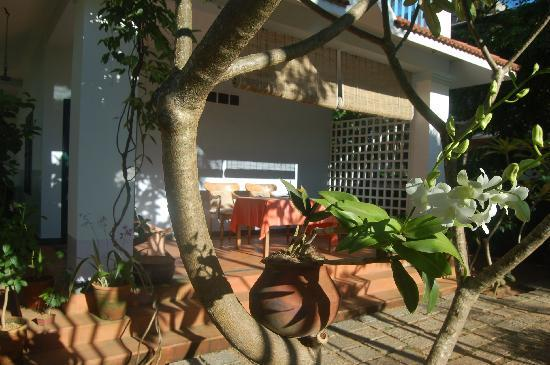 Room One Veranda, Villa Jacaranda