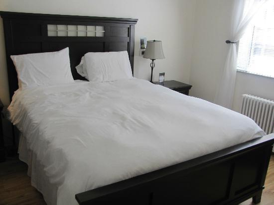 Shadyside Inn All Suites Hotel: The love nest
