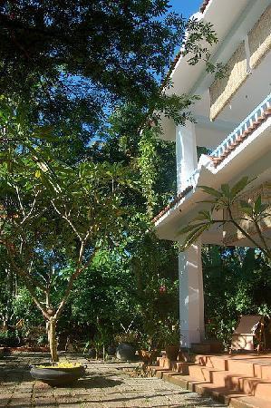 The Garden, Villa Jacaranda