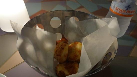 Ipanema: Brazilain Cheese puffs