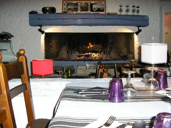 Cathar Hotel Restaurant: grillades