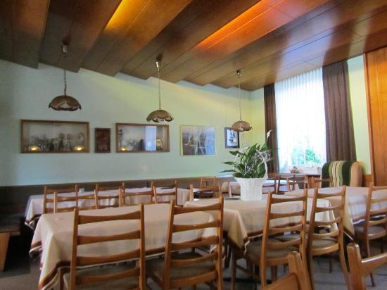 Hotel Altes Tor: Sala de desayuno