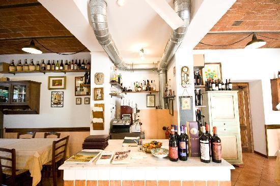 Osteria da Melo : Entrata ristorante