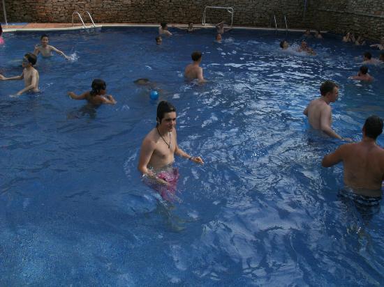 Eurosalou Hotel: water polo