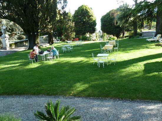 Castello Di Frino: mooie tuin