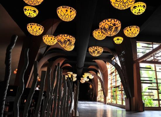 Bali Theatre's Lobby